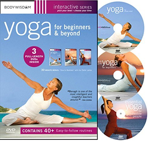 Yoga For Beginners Yoga For Beginners Nr 3 DVD