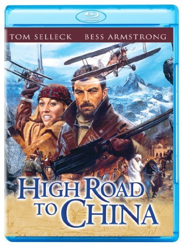 High Road To China Selleck Armstrong Wilford Blu Ray Ws Pg