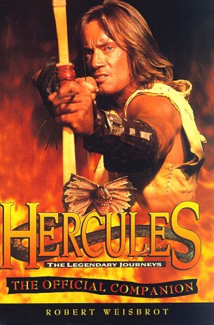 Rob Weisbrot Hercules The Legendary Journeys The Official Com
