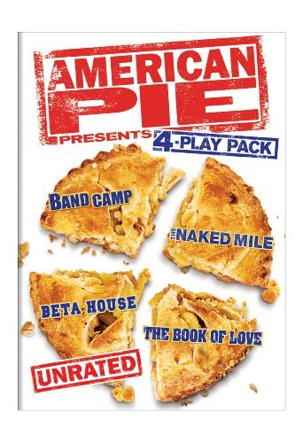 American Pie Presents Unrated American Pie Presents Unrated Ws Ur 4 DVD