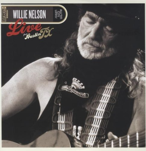 Willie Nelson Live From Austin Tx 2 Lp