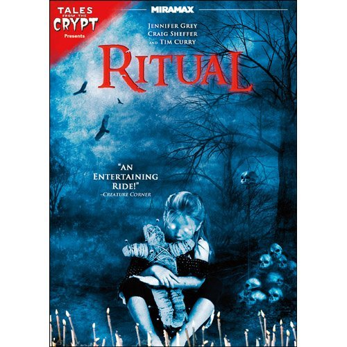 Ritual (tales From The Crypt) Grey Sheffer Curry Ws R