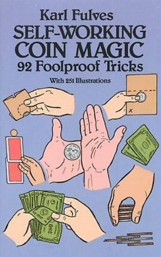 Karl Fulves Self Working Coin Magic 92 Foolproof Tricks