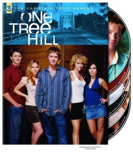 One Tree Hill Season 3 DVD