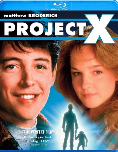 Project X Broderick Hunt Sadler Smart Blu Ray Ws Pg