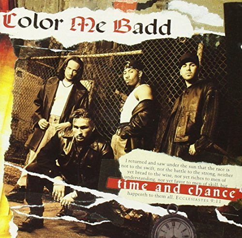 Color Me Badd Color Me Badd Time And Chance