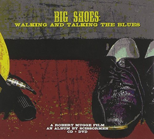 Scissormen Big Shoes Walking & Talkingth