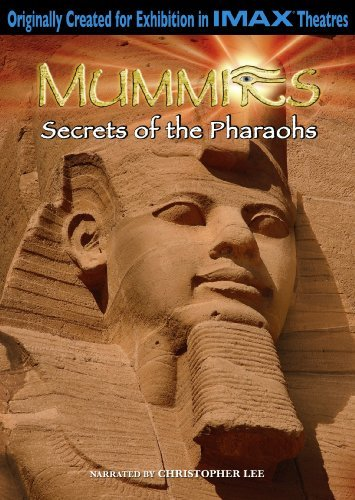 Mummies Secrets Of The Pharao Imax Ws Nr