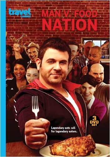Man V. Food Nation Man V. Food Nation Season 1 Tvpg 3 DVD