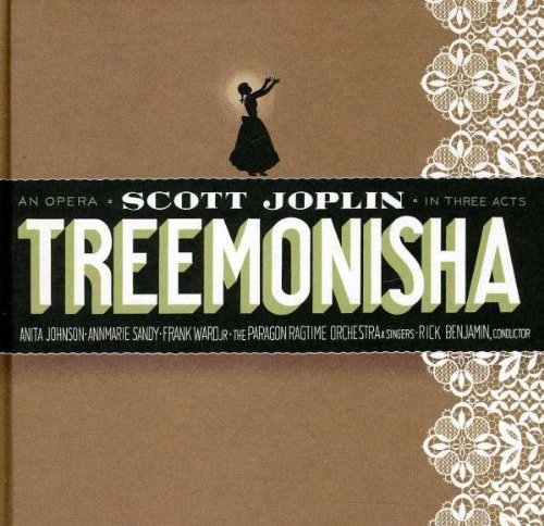 S. Joplin Treemonisha Opera In Three Ac Paragon Ragtime Orch
