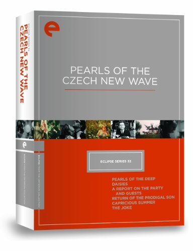 Eclipse 32 Pearls Of Czech N Eclipse 32 Pearls Of Czech N Nr 4 DVD