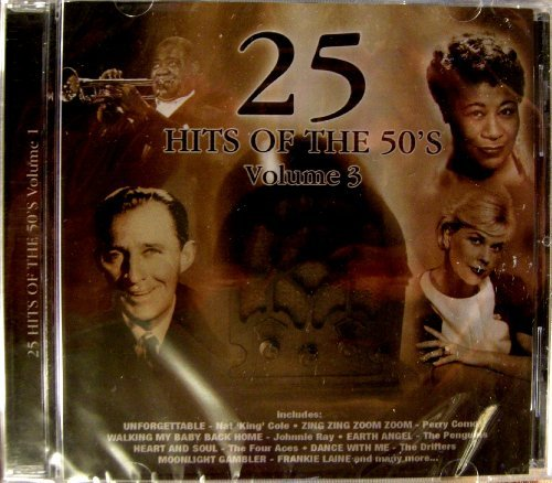 25 Hits Of The 50's Vol. 1 25 Hits Of The 50's