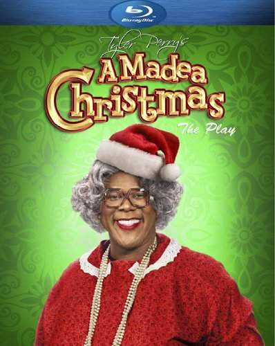 Madea Christmas (play) Tyler Perry Blu Ray Pg13 Ws
