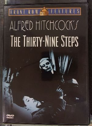 39 Steps (1935) Hitchcock Alfred