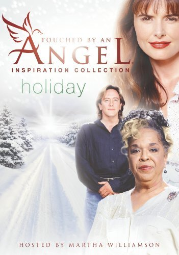 Touched By An Angel Holiday DVD Inspiration Collection Holida