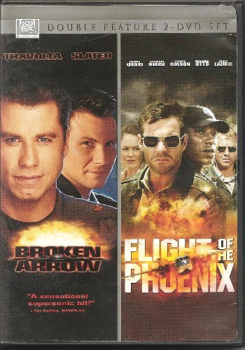 Broken Arrow Flight Of The Phoenix Double Feature