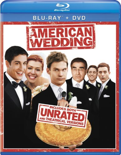 American Wedding Biggs Scott Levy Hannigan Blu Ray Ws R Incl. DVD Dc