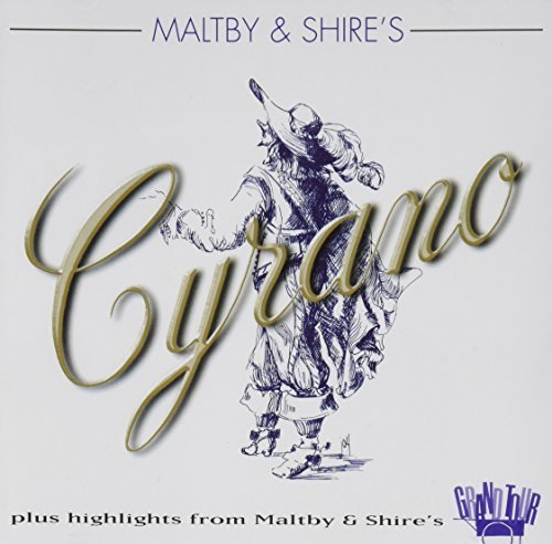 Cast Recording Cyrano Music By Maltby Shire