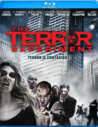 Terror Experiment London Howell Willis Blu Ray Ws Nr