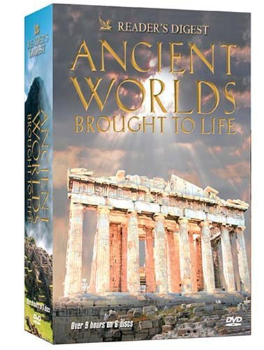 Ancient Worlds Brought To Life Ancient Worlds Brought To Life Nr 5 DVD Set