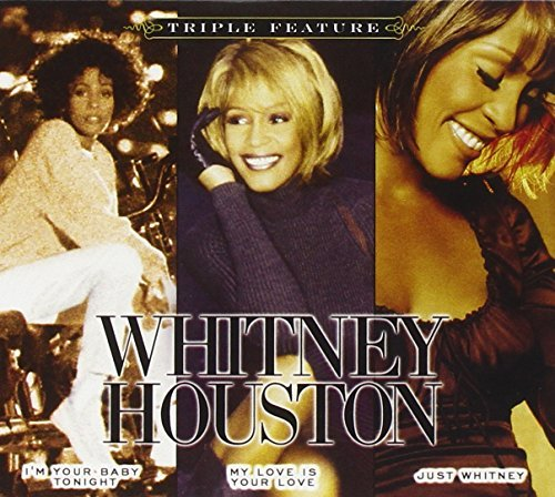 Whitney Houston Triple Feature 3 CD