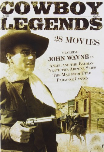 Cowboy Legends Cowboy Legends Nr 6 DVD