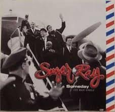 Sugar Ray Someday Enhanced CD B W Every Morning