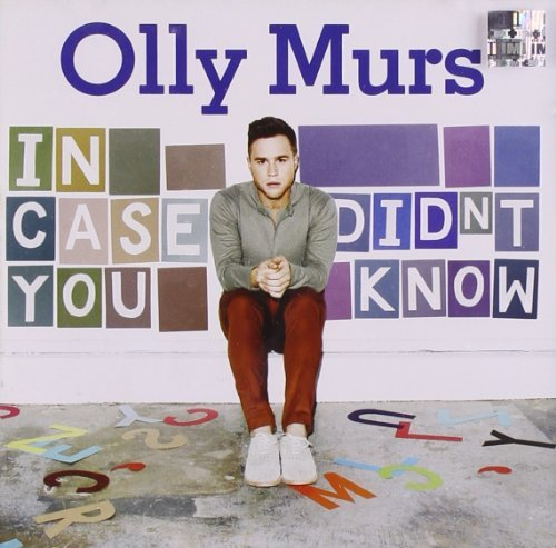 Olly Murs In Case You Didn't Know Import Gbr