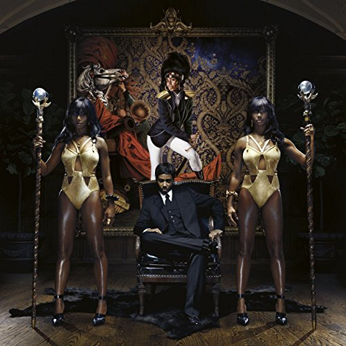 Santigold Master Of My Make Believe