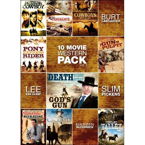 10 Movie Western Pack Vol. 2 Nr