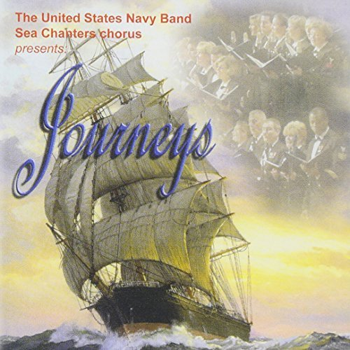 Clayton Evans Hewson Mullen Ta Journeys Us Navy Band & Sea Chanters Ch