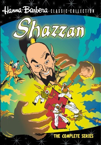 Shazzan Complete Series Made On Demand Nr