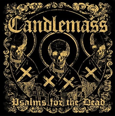 Candlemass Psalms For The Dead Lmtd Ed. Incl. DVD