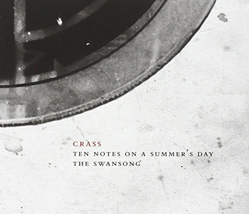 Crass Ten Notes On A Summer's Day Sw 2 CD