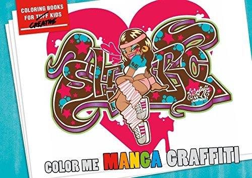 Shiro Color Me Manga Graffiti