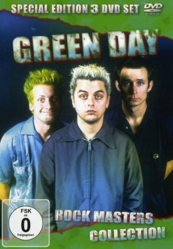 Green Day Rock Masters Collection