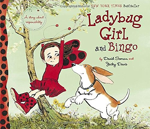 David Soman Ladybug Girl And Bingo