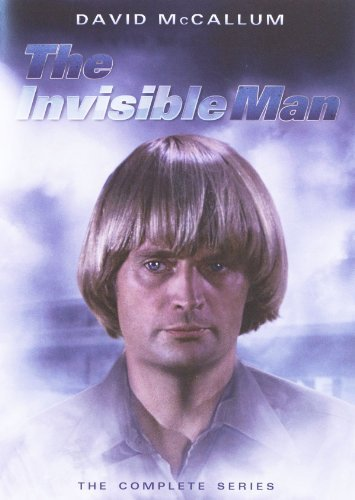 Invisible Man Complete Series Nr 4 DVD
