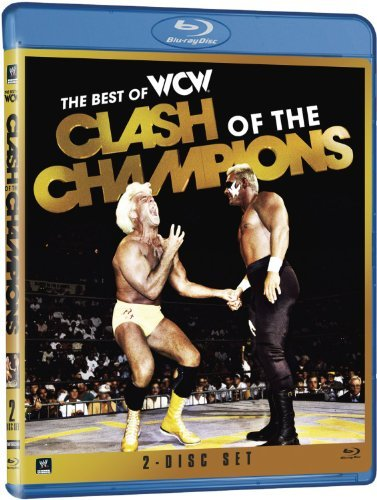 Wcw Clash Of The Champions Blu Wwe Tvpg 2 Br