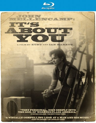 John Mellencamp It's About Yo John Mellencamp It's About Yo Blu Ray Ws Nr