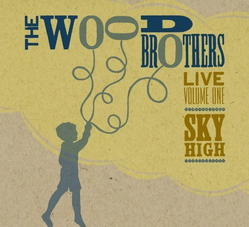 Wood Brothers Vol. 1 Live Sky High Digipak