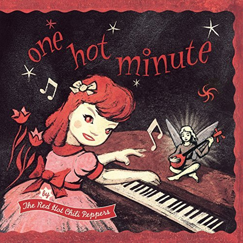 Red Hot Chili Peppers One Hot Minute (red Colored Vi