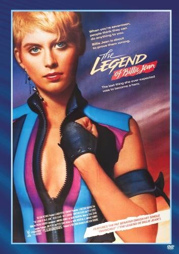 Legend Of Billie Jean Gehman Gordon Coyote DVD R Pg13