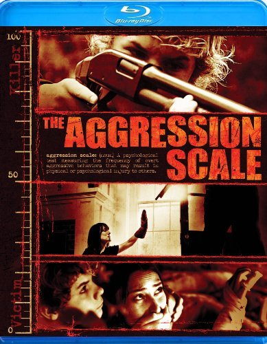 Aggression Scale Wise Ashbrook Mears Blu Ray Ws Nr