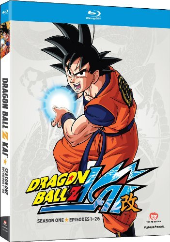 Dragon Ball Z Kai Season 1 Blu Ray Ws Season 1