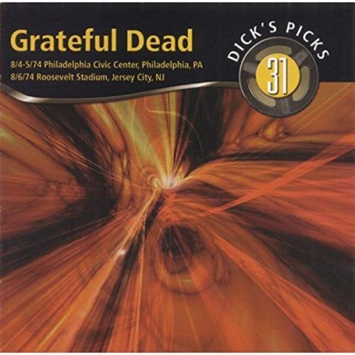 Grateful Dead Vol. 31 Dick's Pick 8 4 5 Phil 4 CD