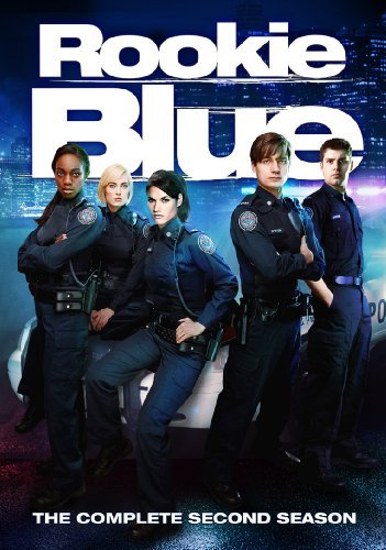 Rookie Blue Season 2 DVD Season 2