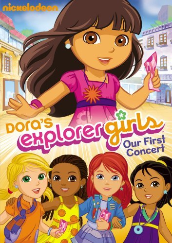 Dora's Explorer Girls Dora The Explorer Nr