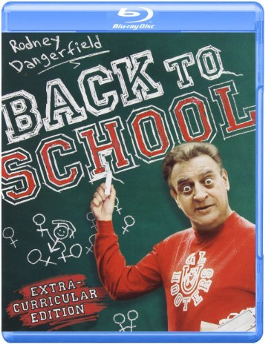 Back To School Dangerfield Gordon Downey Blu Ray Ws Pg13