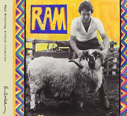Paul & Linda Mccartney Ram